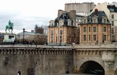 henri iv,place dauphine,pont neuf
